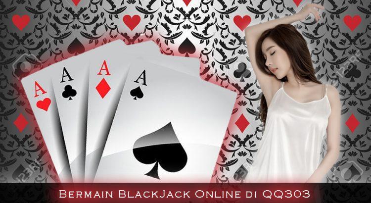 Bermain BlackJack Online di QQ303