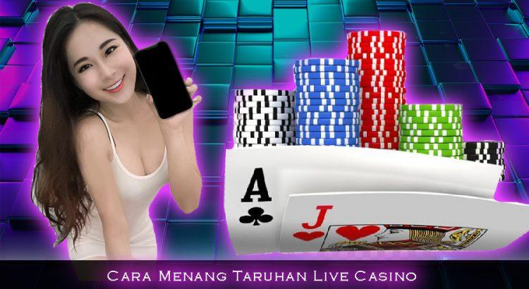 Metode Hitung Kartu di Blackjack Live Casino