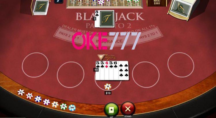 oke777 blackjack