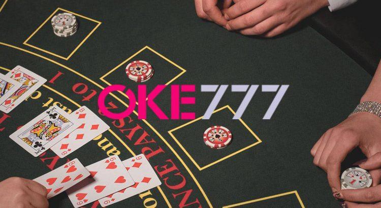Tutorial Live Blackjack Oke777