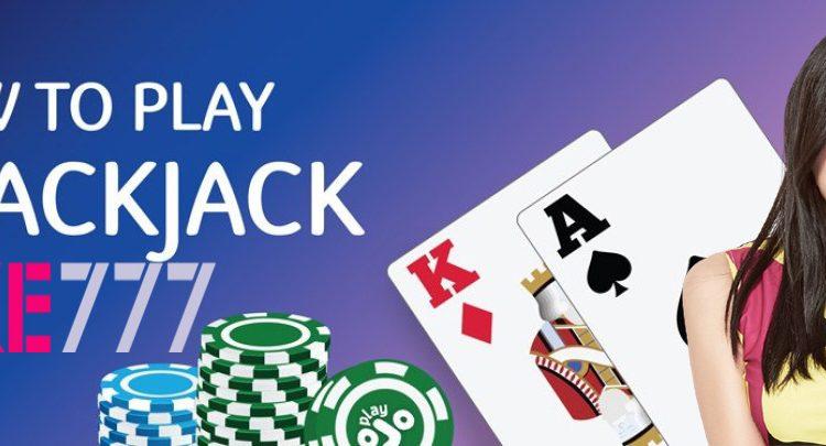 panduan main Blackjack untuk Pemula